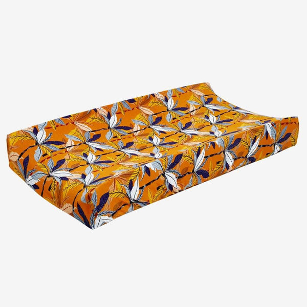 Summer Tropics Changing Pad Cover - FINAL SALE
