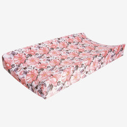 Vivi Floral Changing Pad Cover