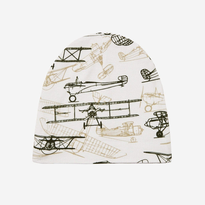 Wright Flyer Swaddle Beanie Set