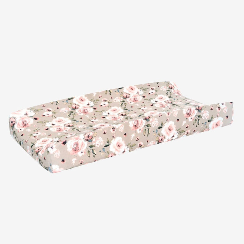 Sienna Floral Pad Cover