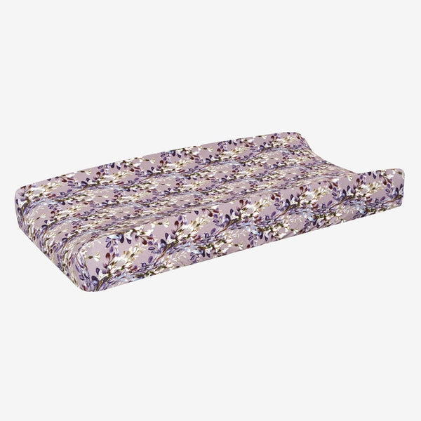 Trinity Floral Pad Cover - FINAL SALE