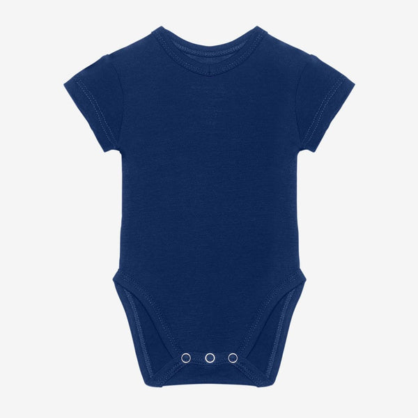 Sailor Blue V-Neck Bodysuit