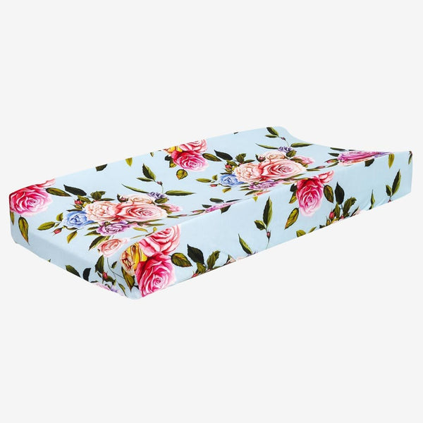 Country Rose Pad Cover