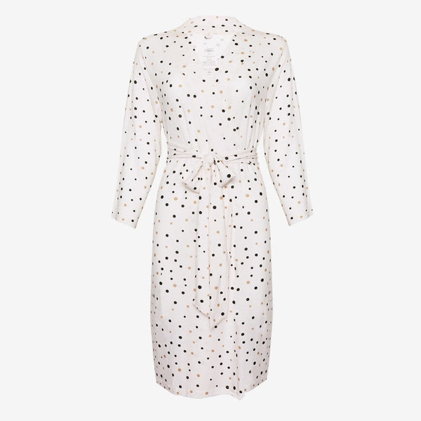 Jamie Polka Dot Robe - FINAL SALE