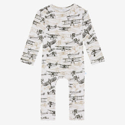 Wright Flyer Romper