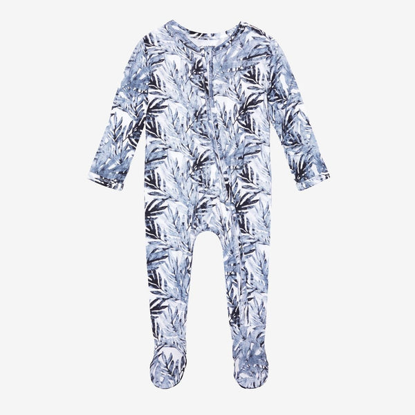 Jared Footie Zippered One Piece