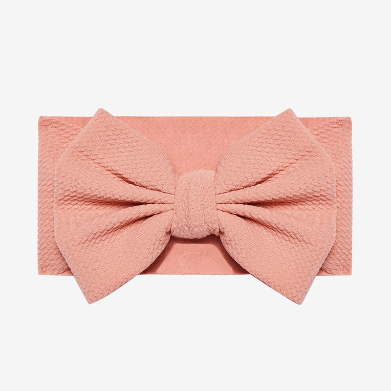 Dolly Tied Bow Headwrap
