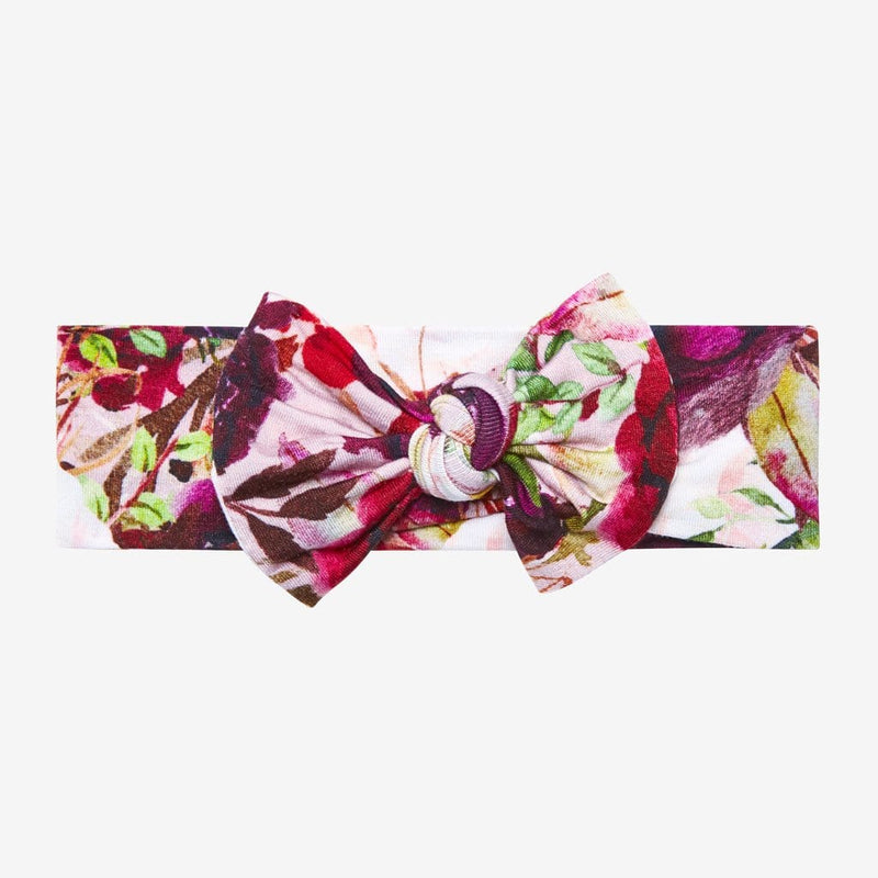 Gracie Floral Headwrap