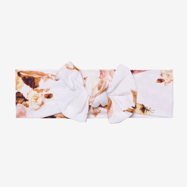 Reese Floral Headwrap