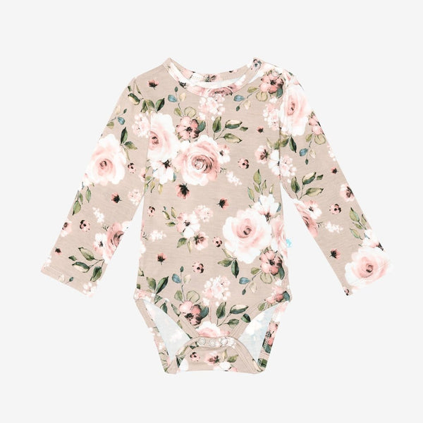 Sienna Floral Long Sleeve Bodysuit