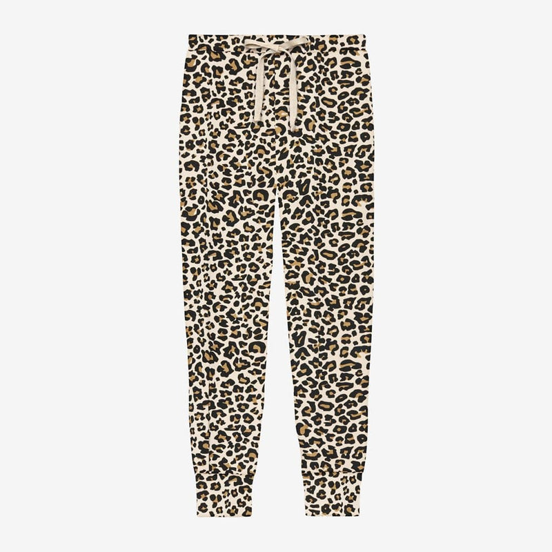 Lana Leopard Tan Women's Loungewear