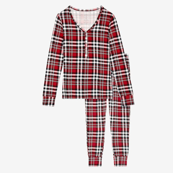 Noah Plaid Women's Loungewear