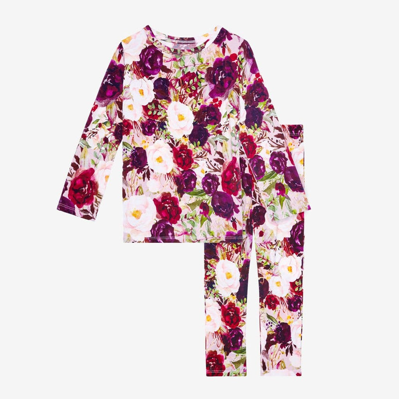 Gracie Floral Pajamas - FINAL SALE