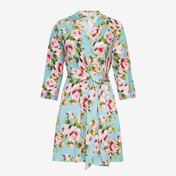 Carolina Floral Robe - FINAL SALE