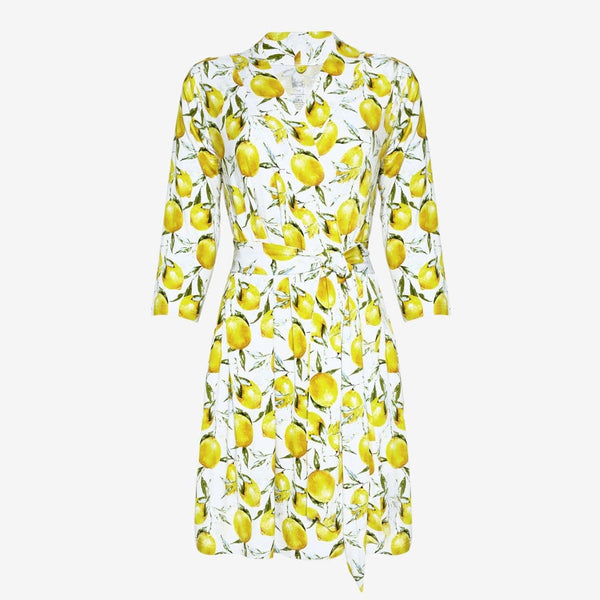 Lemon Robe - FINAL SALE