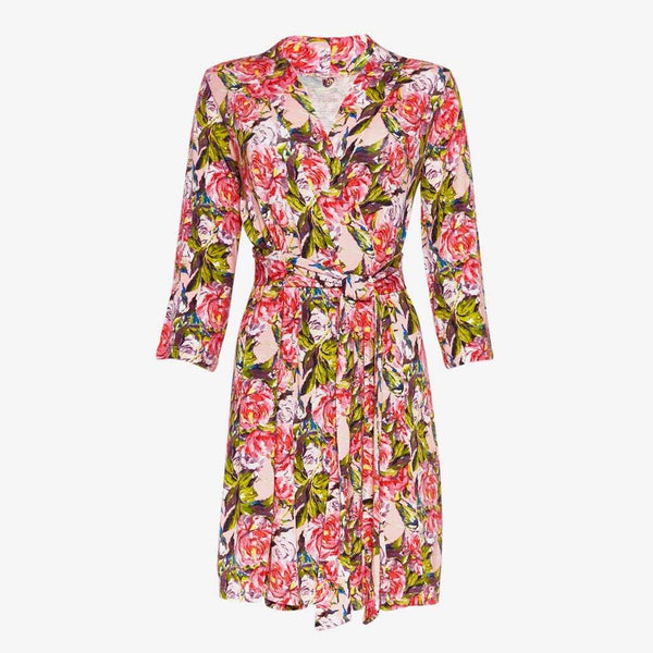 Lillian Floral Robe
