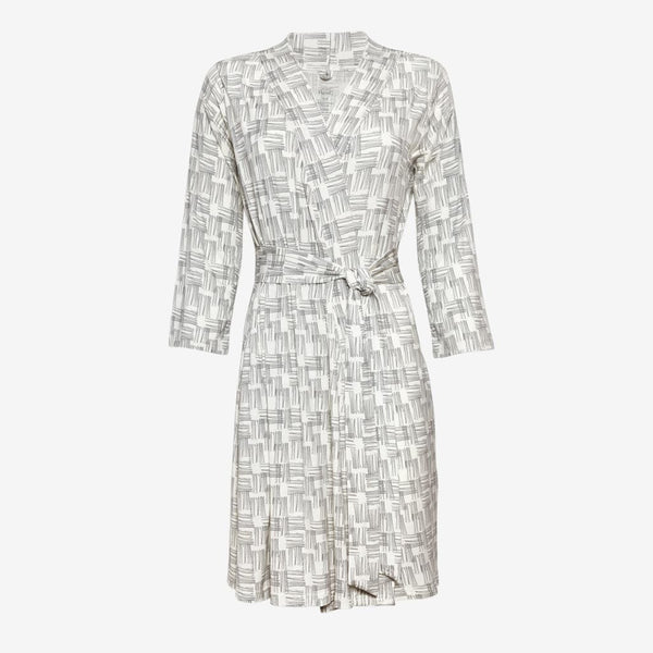 Rivers Gray Robe - FINAL SALE