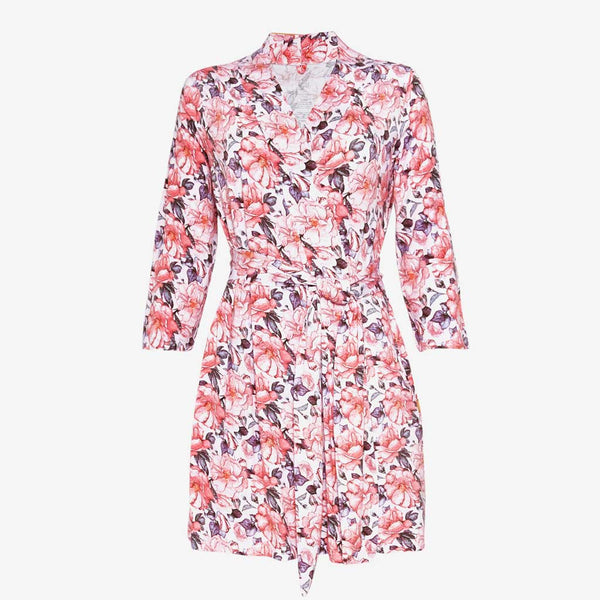 Vivi Floral Robe - FINAL SALE