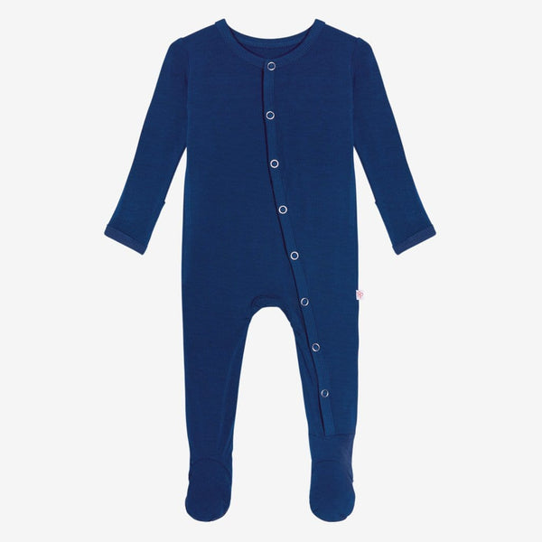 boy bamboo coverall-romper-onepiece- organic bamboo