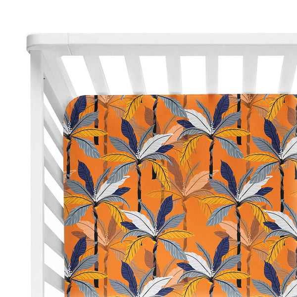 Summer Tropics Crib Sheet - FINAL SALE