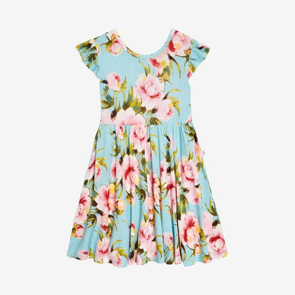 Carolina Floral Twirl Dress - FINAL SALE