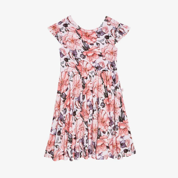 Vivi Floral Twirl Dress