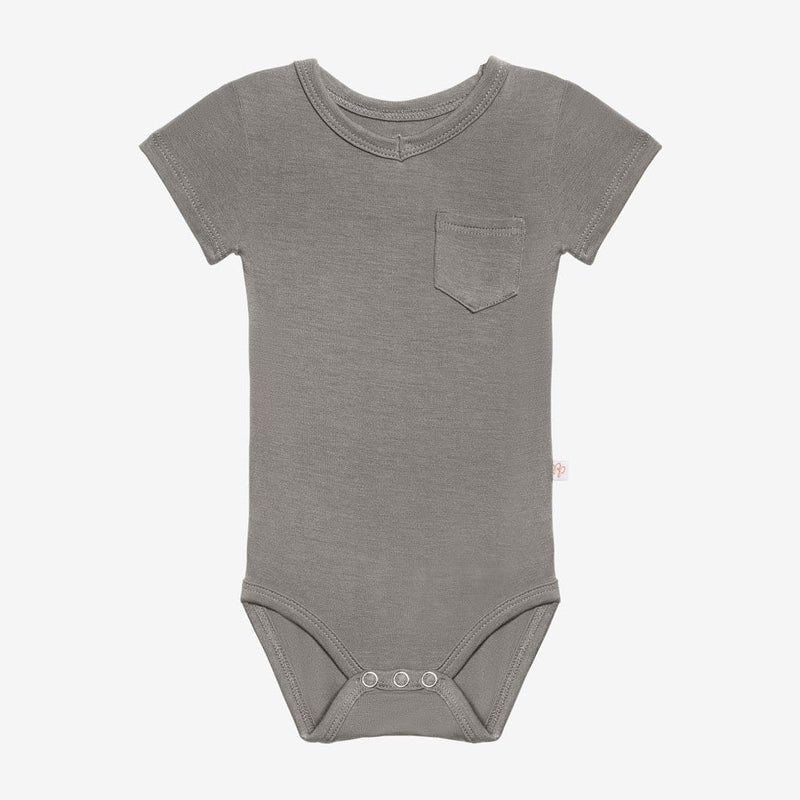 baby boys v neck shirts- bamboo baby clothes