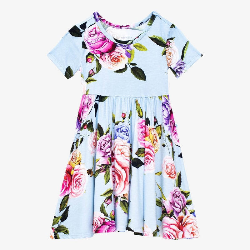Country Rose Twirl Dress