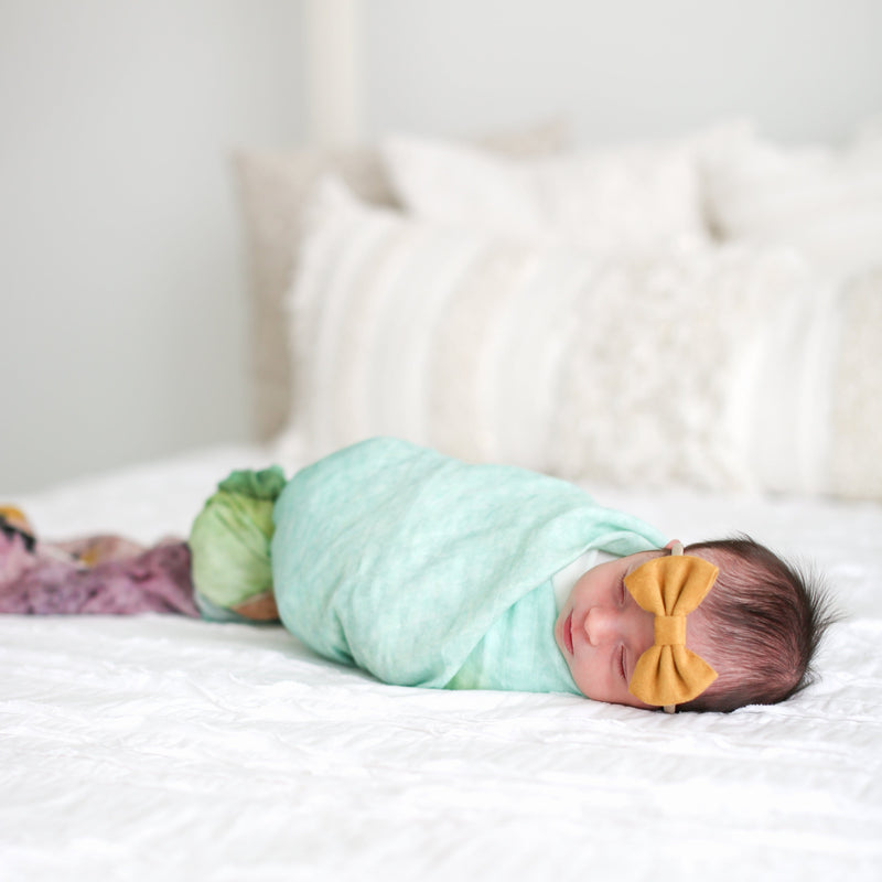 Posh-Peanut-Viscose-Bamboo-Stay-dry-fabric-reliably-chic-and-perfectly-practical-uniquely-designed-of-a-kind-chateau swaddle