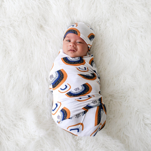 Silverlake Swaddle Set - FINAL SALE