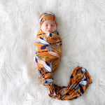 Summer Tropics Swaddle Set