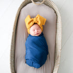 Sailor Blue Swaddle Set