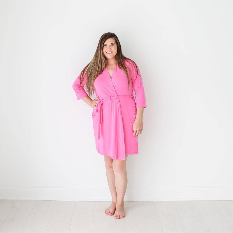 Bubblegum Robe - FINAL SALE
