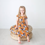 bamboo girl clothes- dress- organic bamboo baby clothes