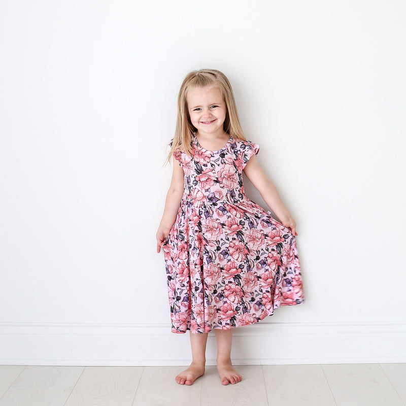Vivi Floral Twirl Dress - FINAL SALE