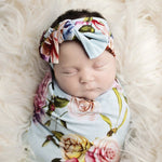 Country Rose Headwrap