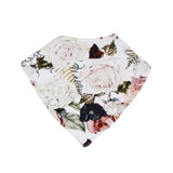 Secret Garden 4-Pack Bandana Bibs