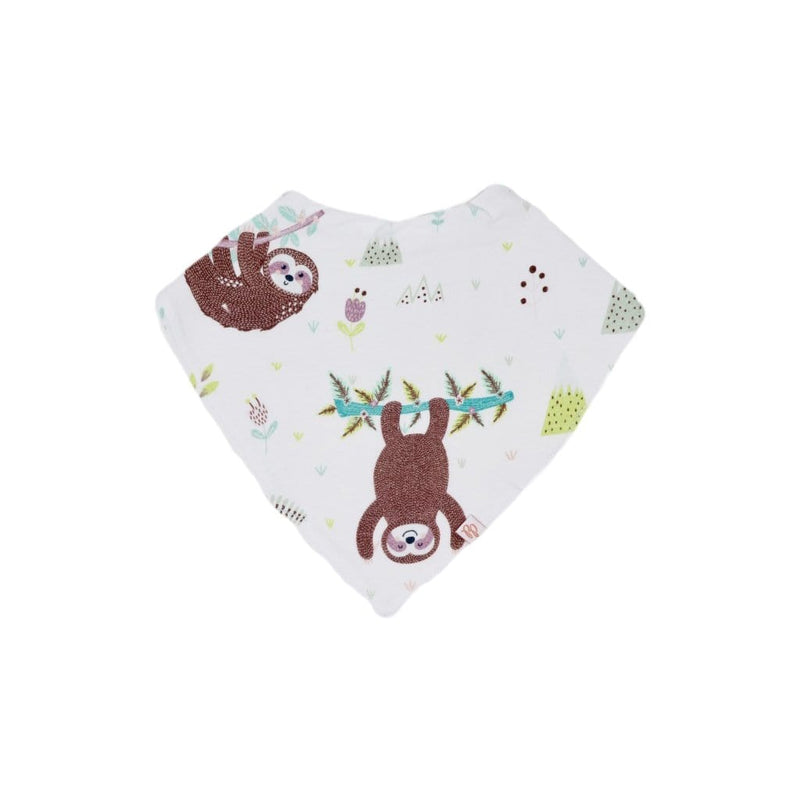 Over The Mountain Tops 4-Pack Bandana Bibs - FINAL SALE