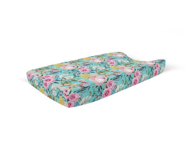 Tuscan Teal Pad Cover