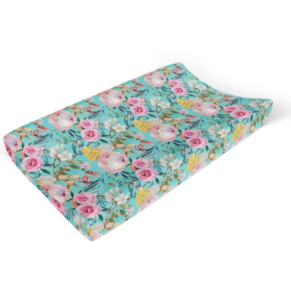 Tuscan Teal Pad Cover - FINAL SALE