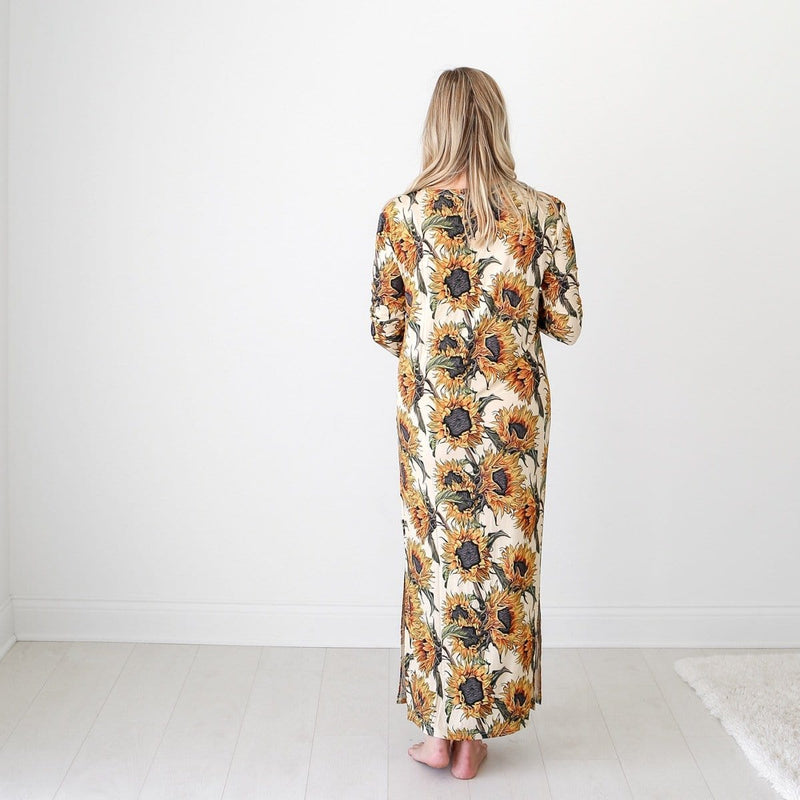 Arev Long Sleeve Maxi Dress - FINAL SALE