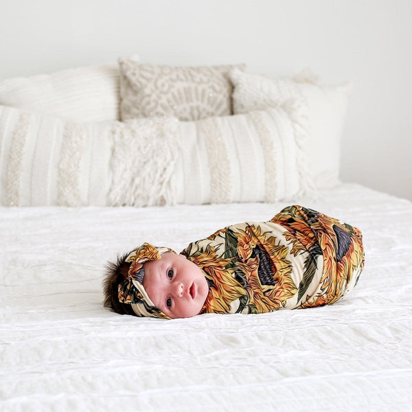 Arev Swaddle Headband Set