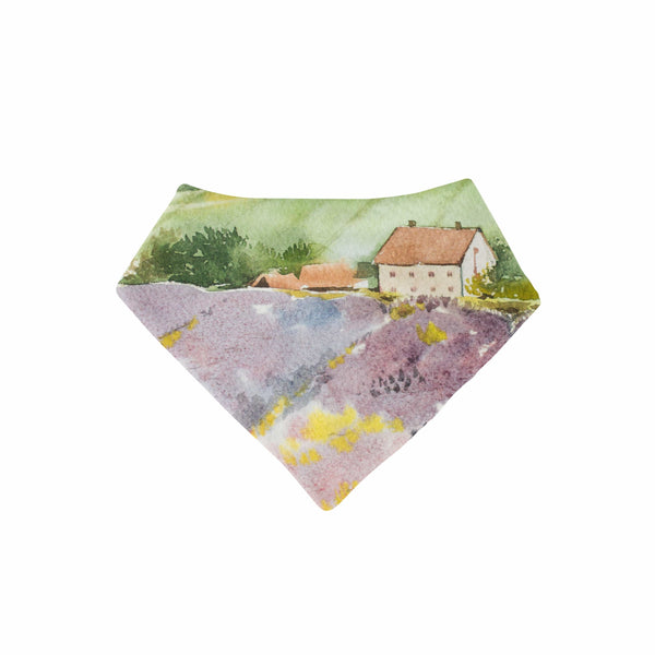 Summers in France 4-Pack Bib Collection - FINAL SALE