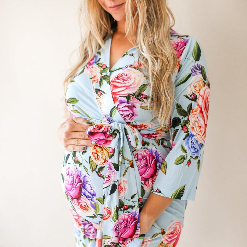 Country Rose Robe