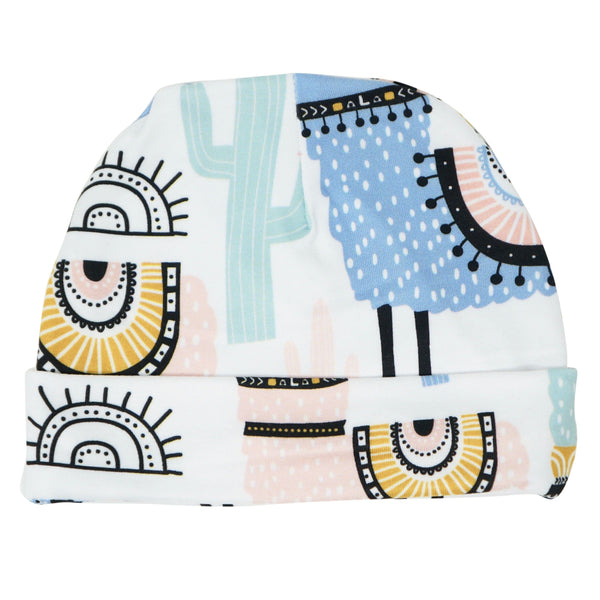 Cool Llama Beanie - FINAL SALE