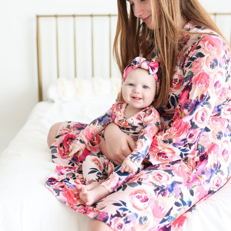 Dusk Rose Pajamas
