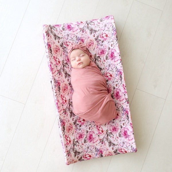 Elise Floral Pad Cover