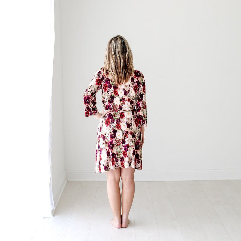 Gracie Floral Robe