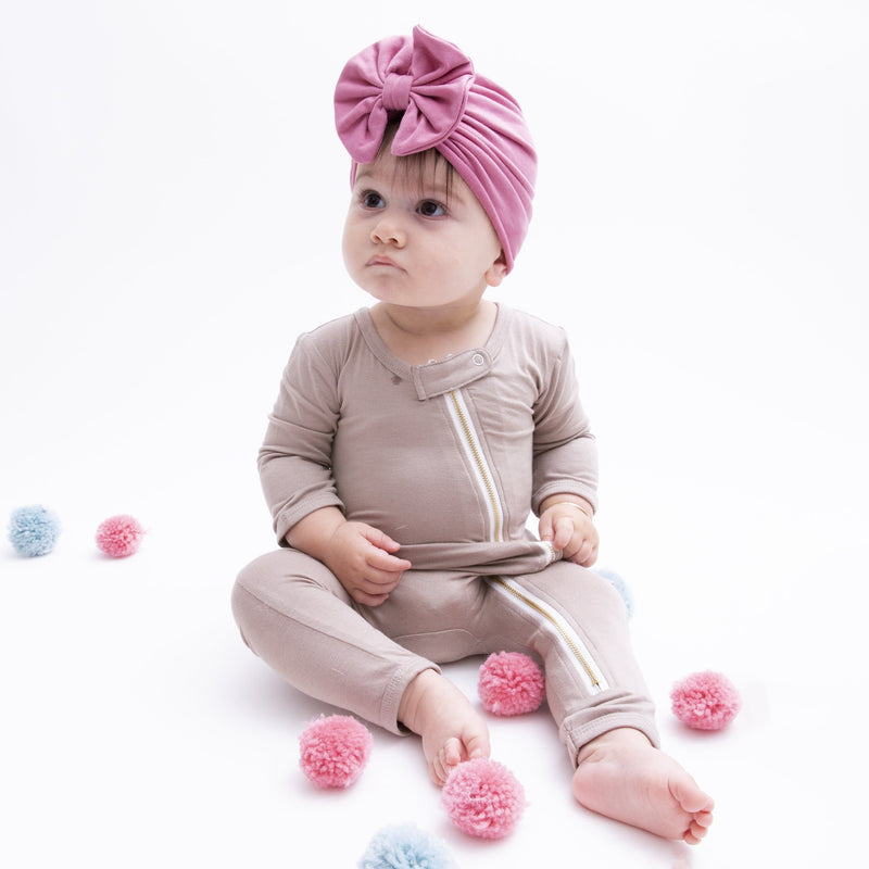 Belle Turban Bow - FINAL SALE