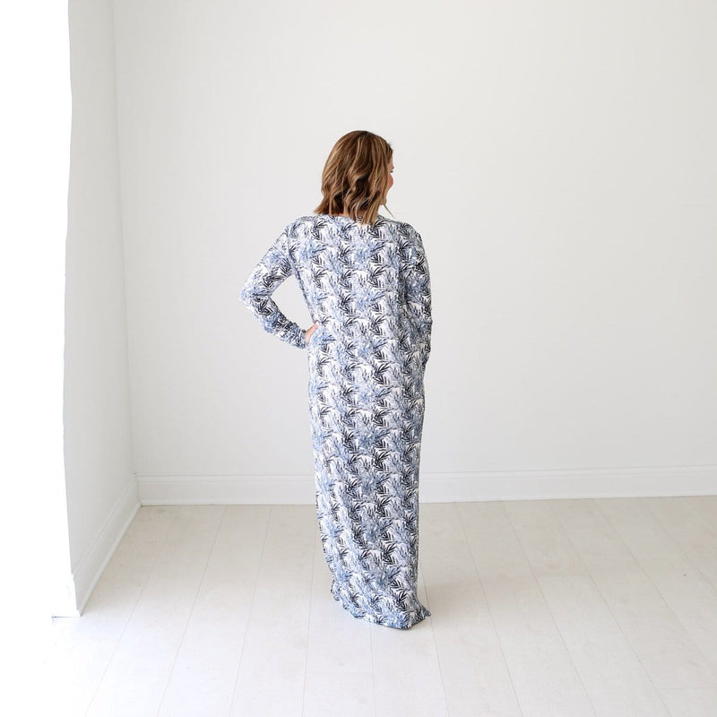 Jared Long Sleeve Maxi Dress